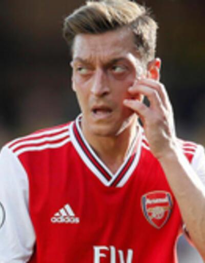 Arsenal'den Mesut Özil açıklaması