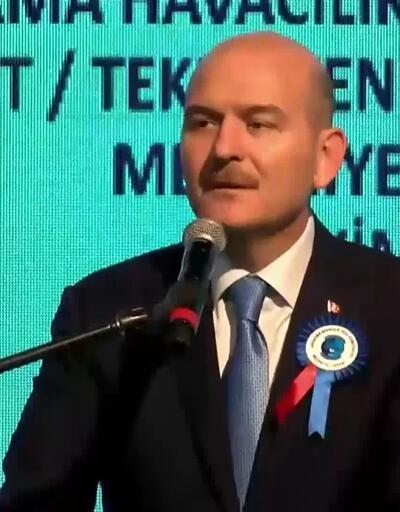 Son dakika... İçişleri Bakanı Soylu: Herkes sivilleri kimin vurduğunu dün gördü