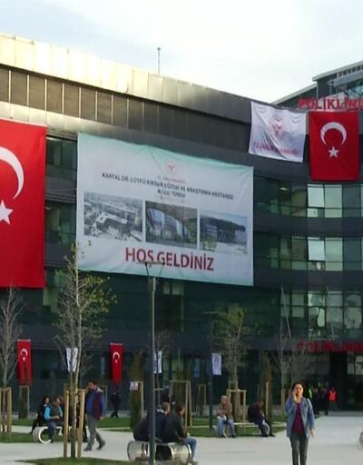 Dr. Lütfi Kırdar Eğitim ve Araştırma Hastanesi taşınıyor