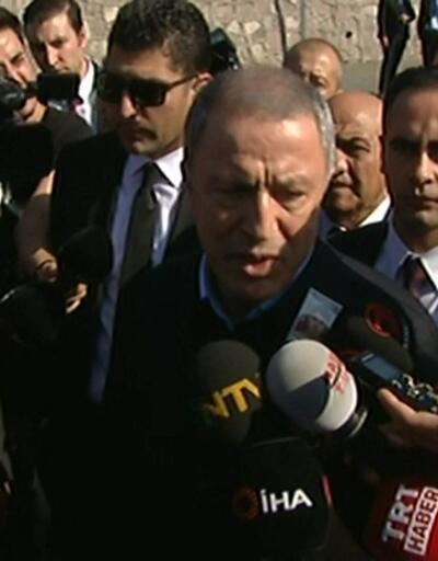 Bakan Akar: Mehmetçik büyük bir fedakarlık gösteriyor
