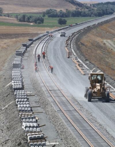 Ankara-Sivas YHT hattında sona yaklaşılıyor!