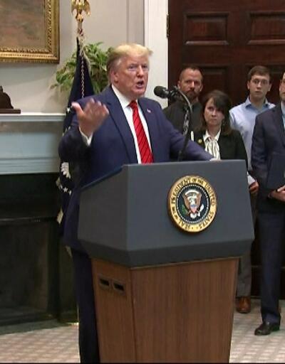Temsilciler Meclisi'nden Trump'a tepki