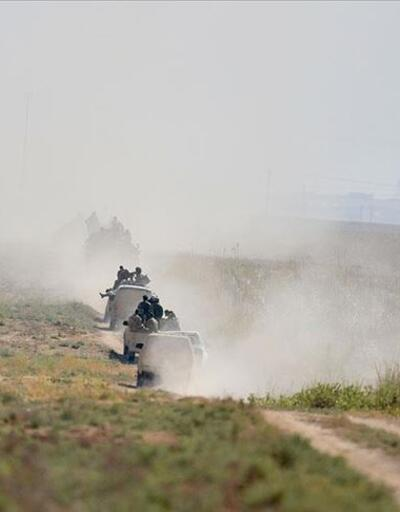 Son dakika... Tel Abyad, güneyden ve doğudan ablukaya alındı
