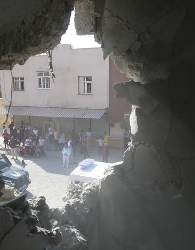 YPG/PKK Suruç ve Akçakale'deki sivillere saldırdı