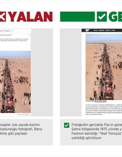 'Barış Pınarı Harekatı' aleyhine sahte fotoğraflarla manipülasyon çabası