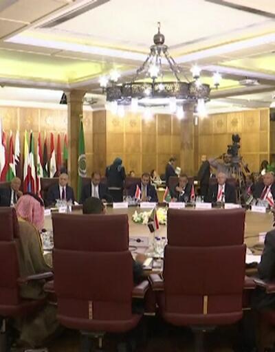 Arap Birliği'ne tepki yağdı