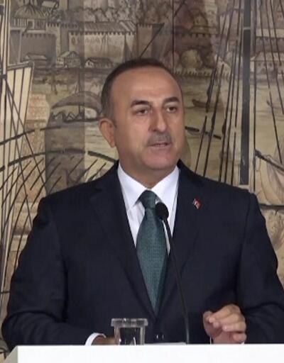 Çavuşoğlu DW Türkçe'ye konuştu