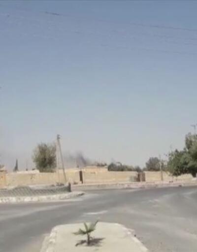 YPG/PKK, DEAŞ'lıların kaçması için kampta yangın çıkardı