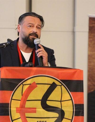 Eskişehirspor'da Osman Taş yeniden başkan seçildi