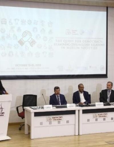 Dr. Louay Safi: İslam halkı artık demokratik devlet istiyor