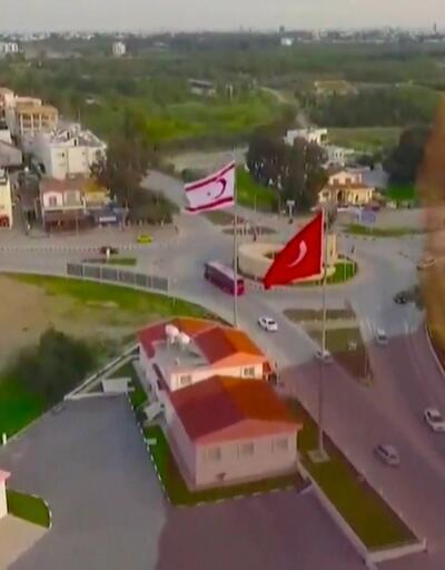 Çavuşoğlu KKTC Lideri Denktaş'ı andı