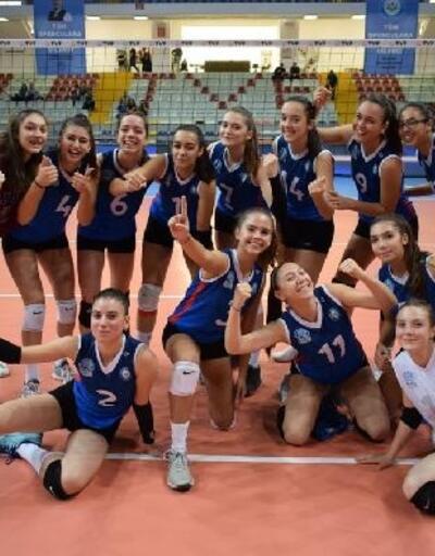 Nilüfer Belediyespor'un gençleri lige galibiyetle başladı