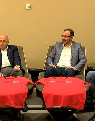 Bakan Kasapoğlu ve Özdemir CNN TÜRK'te