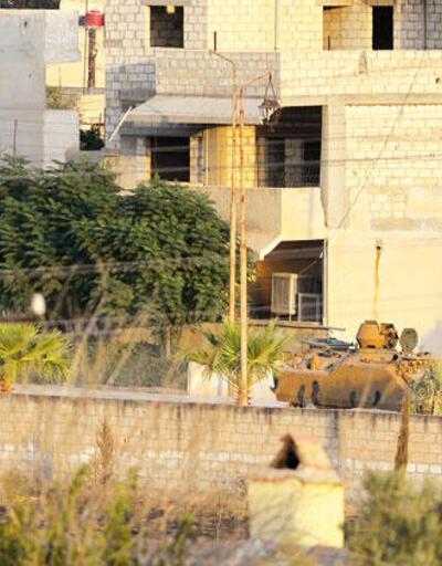 30-35 kilometreye inildi:  M-4 tamam Tel Abyad yakın
