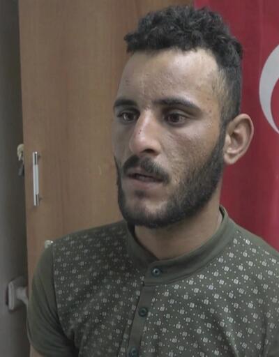 Teslim olan terörist: Ölümle tehdit edildim