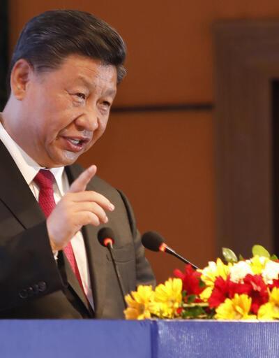 Çin Devlet Başkanı Jinping: Çin'i bölmeye çalışanların cesetlerini çiğner, kemiklerini parçalarız
