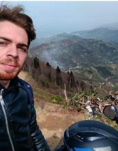 TIR'a arkadan çarpan motosiklet sürücüsü öldü