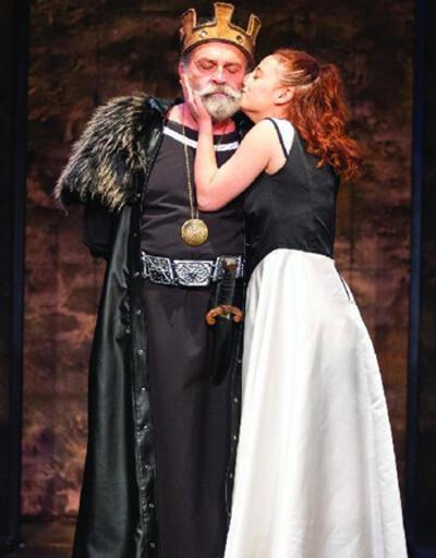 Haluk Bilginer'den 'Kral Lear' yorumu