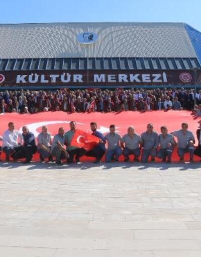 Cumhuriyet Üniversitesi'nden Barış Pınarı Harekatı'na destek