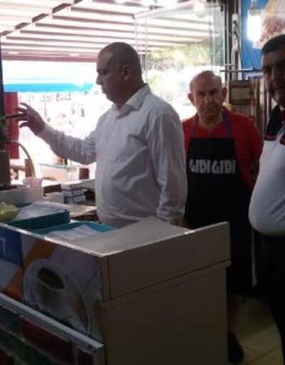 Armutlu'da gıda denetimleri