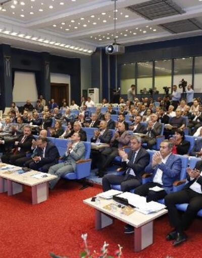 Barış Pınarı'na Kayseri'den güçlü destek