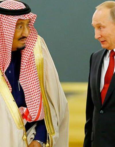 Rusya ve Suudi Arabistan enerjide iş birliğini artırıyor