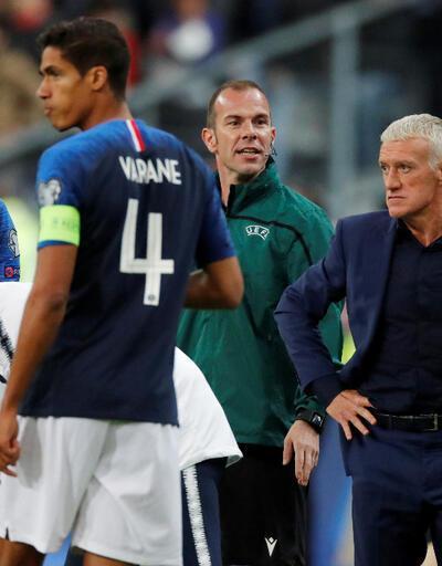 Didier Deschamps'dan Mert Günok itirafı