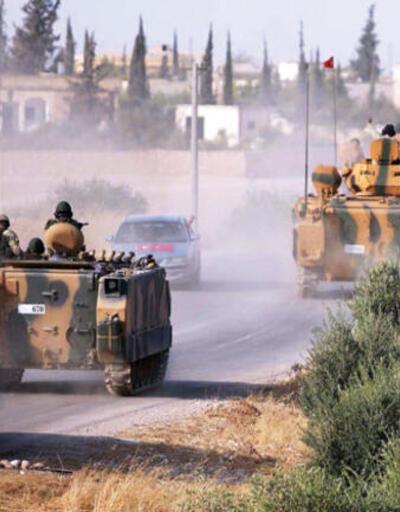 Komandolar Fırat'ın batısında: Görev Menbiç