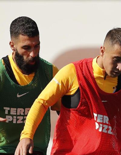 Galatasaray'da sahne Emre Mor'un