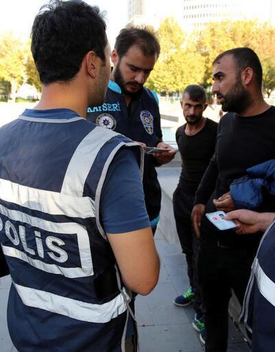 """""""Türkiye Güven Huzur"""" uygulamasında 1263 kişi yakalandı"""