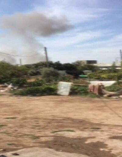 Son dakika: YPG sivilleri hedef aldı! Kızıltepe'ye havan saldırısı