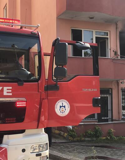 2 kişinin öldüğü yangın baba cinneti çıktı