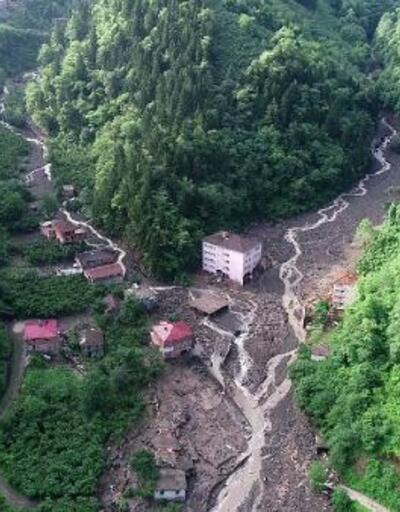 Orman varlığı yok olan arazilerde sel ve heyelanlar artıyor