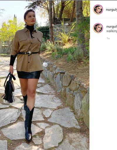 Nurgül Yeşilçay'ın paylaşımı sosyal medyayı salladı