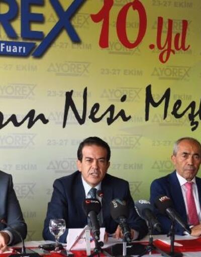 YÖREX'te bir günde Türkiye turu