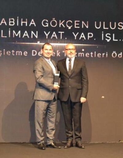 Sabiha Gökçen Havalimanı'na 'Yılın İşletme Destek Hizmetleri Ödülü'