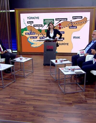 Barış Pınarı Harekatı'nda şu an bölgede son durum ne? Akıl Çemberi'nde konuşuldu