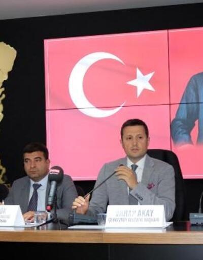 Barış Pınarı Harekatı'na, Çerkezköy'deki siyasilerden tam destek
