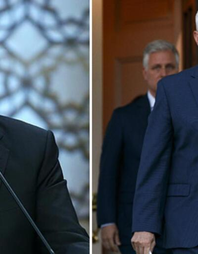 Cumhurbaşkanı Erdoğan, ABD Başkan Yardımcısı Pence ile görüşecek