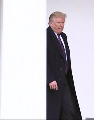 Trump teröristle görüştü