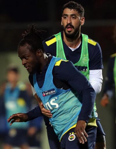 Fenerbahçe'de 3 isim Denizli'de sahada