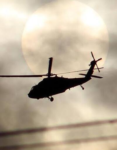 Afganistan'da helikopter düştü: 7 ölü