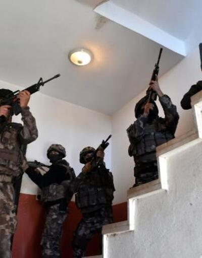 Van'da terör operasyonu: 4 tutuklama