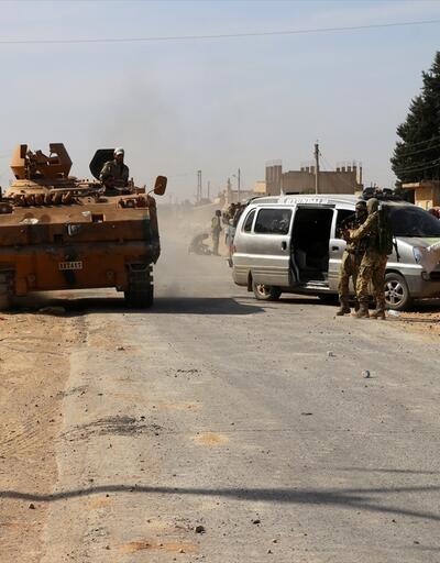 Barış Pınarı Harekatı devam ediyor... Sıcak bölgeden yeni fotoğraflar geldi