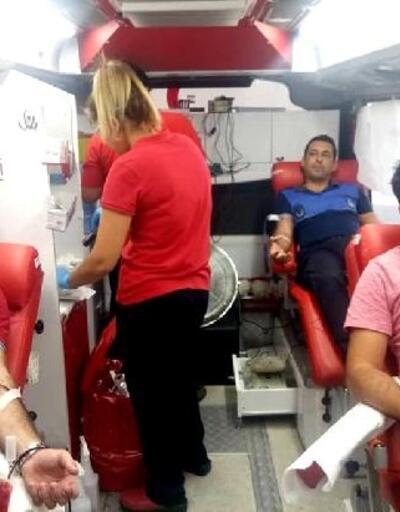 Karataş Belediyesi'nden kan bağışı etkinliği