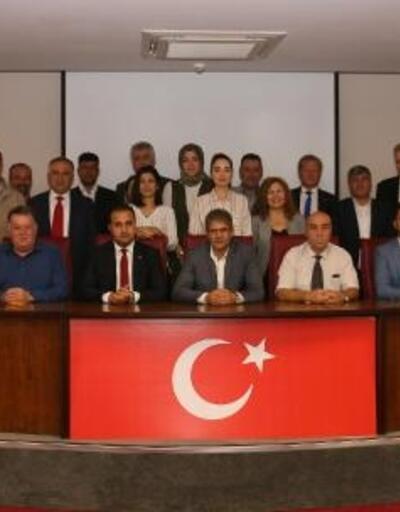 Torbalı'daki STK'lardan Barış Pınarı Harekatı'na destek