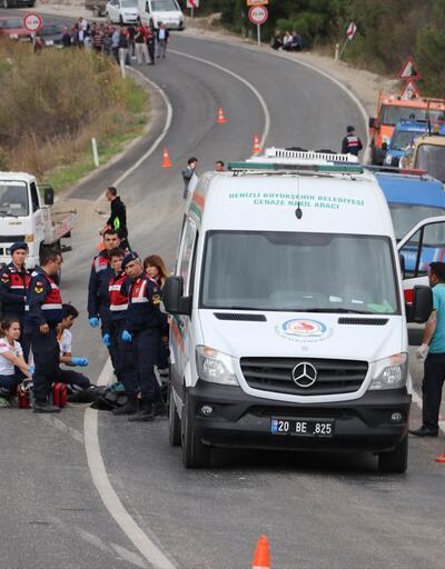 Kamyon traktöre çarptı: 3 ölü, 1 yaralı