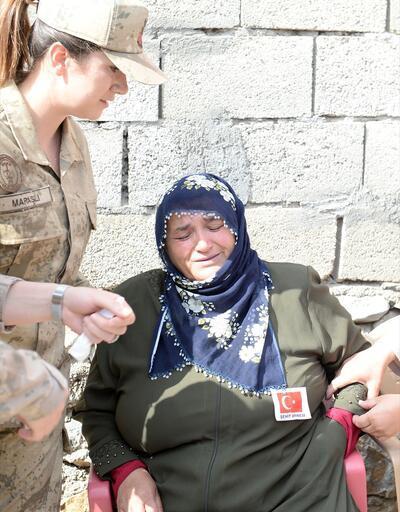 Kürtçe ağıtlar yakan şehidin annesi: Vatan sağ olsun, kurban olduğum