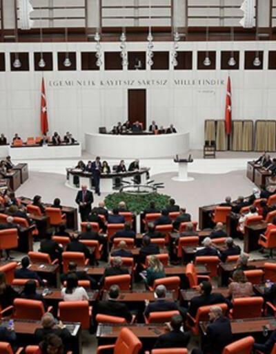 Yargı Reformunun Strateji Belgesi'nin ilk paketi TBMM'de kabul edildi