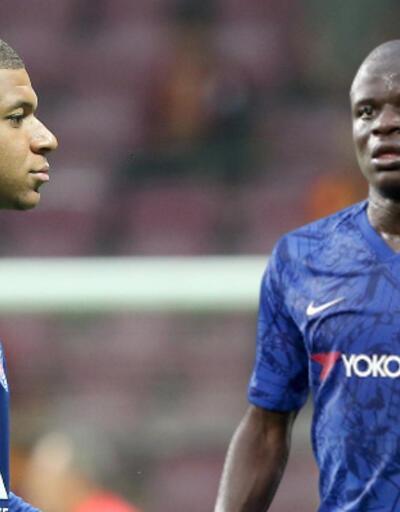Real Madrid Kante ve Mbappe'yi istiyor